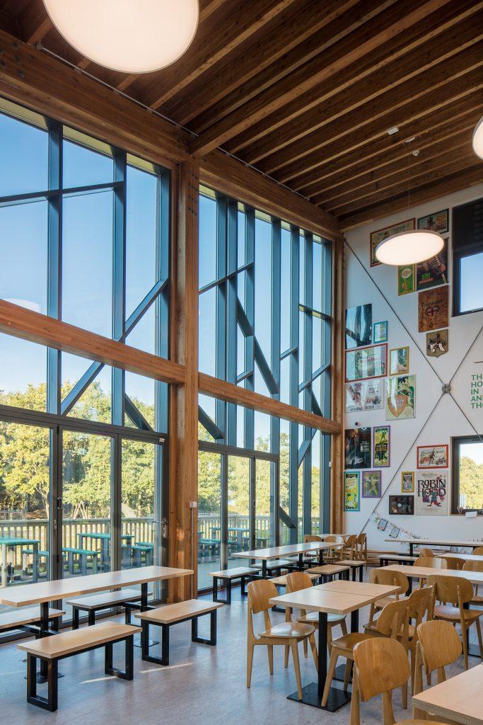 Jddk 187 Sherwood Forest Visitor Centre